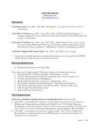 Rn Bsn Resume Rn Bsn Resume Examples Luxury Resume For Nurses Sample Bongdaao 8