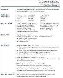 Great College Radio Dj Resume Gallery Example Resume And