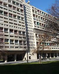 Unité Dhabitation De Marseille Wwwsites Le Corbusierorg