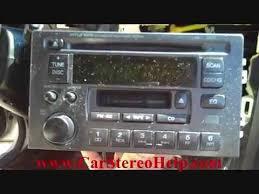 how to hyundai xg350 car stereo removal 2002 2005 replace repair 2002 Hyundai Santa Fe Radio Wiring Harness how to hyundai xg350 car stereo removal 2002 2005 replace repair 2002 hyundai santa fe radio wiring diagram