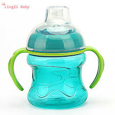 <b>Silica gel Feeding</b> Bottles Cups For Babies <b>Water</b> Milk Bottle Baby ...