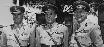 Αποτέλεσμα εικόνας για Το χουντικό πραξικόπημα στην Κύπρο