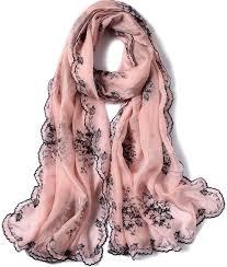 Designer Square Silk Scarves Hot Item Customer Designs Square Embroidery Pure Silk Fashion Scarf