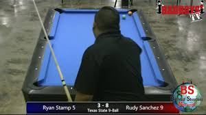 2019 Texas State BCAPL - Ryan Stamp vs. Rudy Sanchez - YouTube
