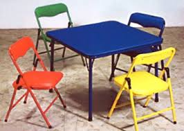 folding tables and chairs buy online. get quotations · children\u0027s folding table \u0026 chairs furniture set tables and buy online