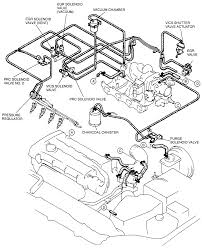 1999 Mazda 626 Engine Diagram