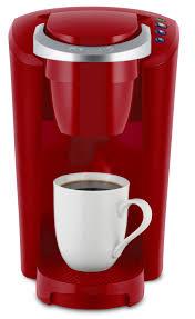 Plenty of appliances to choose from. Keurig K Compact Single Serve K Cup Pod Coffee Maker Imperial Red Walmart Com Walmart Com