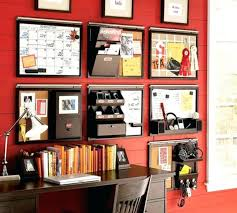 home office wall organization systems. Fascinating Home Office Organization Systems With Some Epic Boards To Organize Things Modern Ikea Desk Wall L