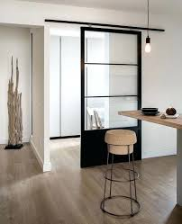 incredible sliding glass doors interior best within plan 2 inside casters