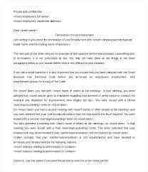 Sample Of A Termination Letter To An Employee Layoff Letter Template Termination Notice Employee Dismissal