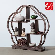 Wooden Display Stands For Figurines 100cm Solid Wood Display Stand Wenge Antique Shelf Model Home 24