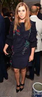 Beulah Designer Princess Beatrice Attends Store Launch For Designer Beulah