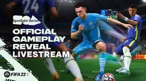 FIFA 22 Gameplay Reveal Livestream - EA Play Spotlight - YouTube
