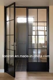 sliding barn doors glass. Contemporary Barn Interior Glass Sliding Barn Door French Iron For Dining Room To Doors N