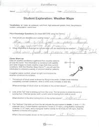 Weather Map Gizmos - Wesley's Online Science Notebook