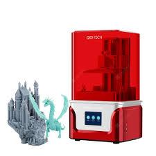 <b>QIDI TECH SLA LCD</b> 3D Printer Shadow 6.0 PRO UV LCD Resin ...