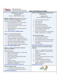 Odjfs Communicable Disease Chart Cacfp Family Child Care Home Pro Simplebooklet Com