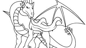 Literarywondrous Mythical Dragon Coloring Pages Kindex The Sand Page