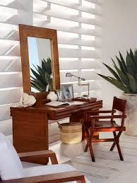 ralph lauren home office. modern sunlit home office by the sea featuring ralph lauren furnishings in cherry r