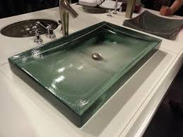 kohler glass sink designs