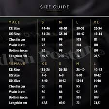 Berlin And Daughter Size Chart Size In A Sizing Chart For All Products Swedish Posture