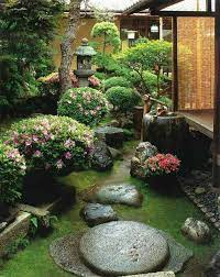 japanese garden side yard idea would