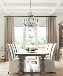 ripple road residence kelly deck design luxury interior design vancouver slip cover dining chairdinning room