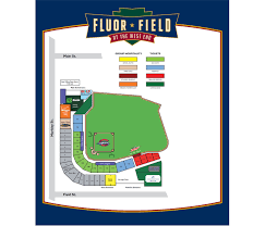 Greenville Drive Seating Chart
