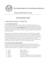 Template Audit Report Report Template For Internal Investigation Format Audit Excel