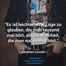 Die Besten Zitate Von Abraham Lincoln Bluemindtv