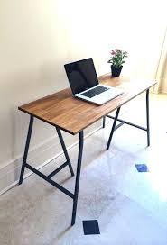 ikea desk office. Ikea Wood Desk Office Vanity Small Dining Table Mock Reclaimed Patchwork Top Hand