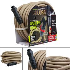 flexzilla colors garden hose with swivelgrip 5 8 in x 50 drinking water