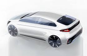 2018 hyundai ioniq. contemporary 2018 2018 hyundai ioniq hyundai ioniq rear view concept released car  exhaust picture intended a
