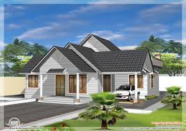 Style Single Floor House Design Kerala Home Plans Building Designs