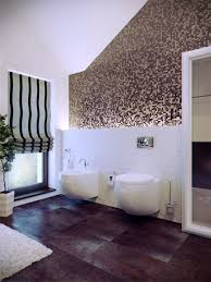 mosaic bathroom wonderful purple mosaic tiles wall ideas in contemporary bathroom impr