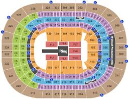 Intrust Bank Arena Seating Chart For Wwe Buy Wwe Raw Tickets Seating Charts For Events Ticketsmarter