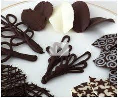 124 Best Chocolate Garnishes Images Desserts Pound Cake