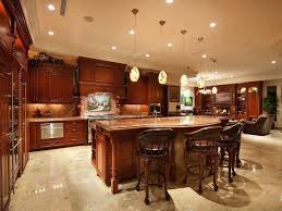 Travertine Floors In Kitchen Kitchens With Dark Cabinets And Travertine Floors Genuine Home Design