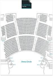 Capitol Moncton Seating Chart Capitol Theatre Seating Plan Related Keywords Suggestions