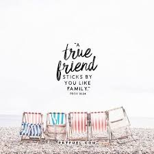 Biblical Quotes About Friendship