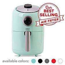 Dash Compact Air Fryer 1.2 L Electric Air Fryer Oven ... - Amazon.com