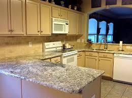 silver minsk granite countertop