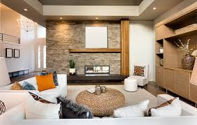 zen living room design. Zen Living Room Decor With White Furniture And Natural Wood Accents Design