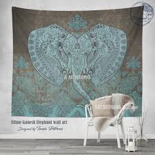 elephant tapestry ganesh elephant wall hanging indie shabby chic distressed tapestry wall decor  on shabby chic wall art pinterest with elephant tapestry ganesh elephant wall hanging indie shabby chic