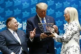 Donald Trump Asks Sheldon Adelson to ...