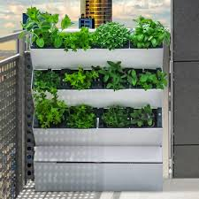 vertiwall vertical garden system 3 tier