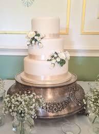 58 Best Fondant Iced Wedding Cakes Images In 2019 Cake Baking No