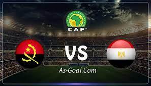 نتيجة مباراة مصر وأنجولا في تصفيات كأس العالم 2022