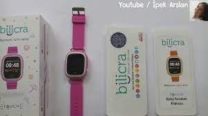 Bilicra Akıllı Saat Kurulum Ve İncelemesi. - YouTube