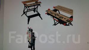 Продаю складной <b>верстак Black</b>@<b>Decker</b> 850 - Инструменты и ...